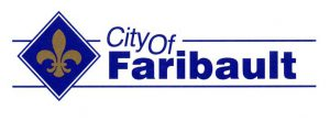 Faribault city logo