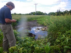 Improving storm water management